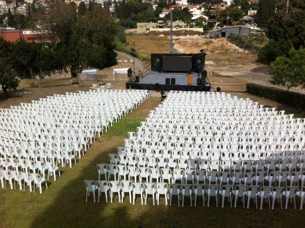 השכרת כיסאות לטקסים