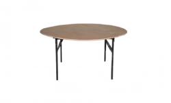דוכס - שולחן עגול 1.60