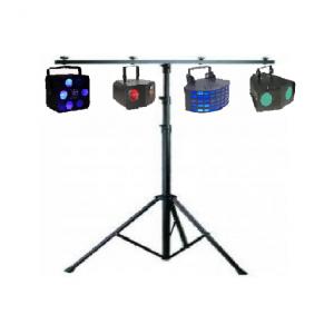 דוכס - תאורה למסיבות - 4 מכשירים