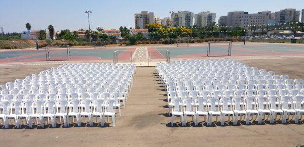 השכרת כסאות לאירועים במרכז