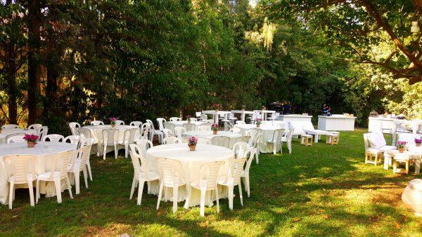 השכרת שולחנות וכסאות לשבת חתן