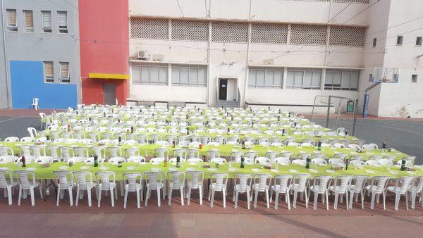 השכרת כסאות ושולחנות לחגים